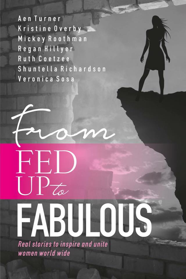 The Book - From Fed Up to Fabulous - Digital Savvy Granny