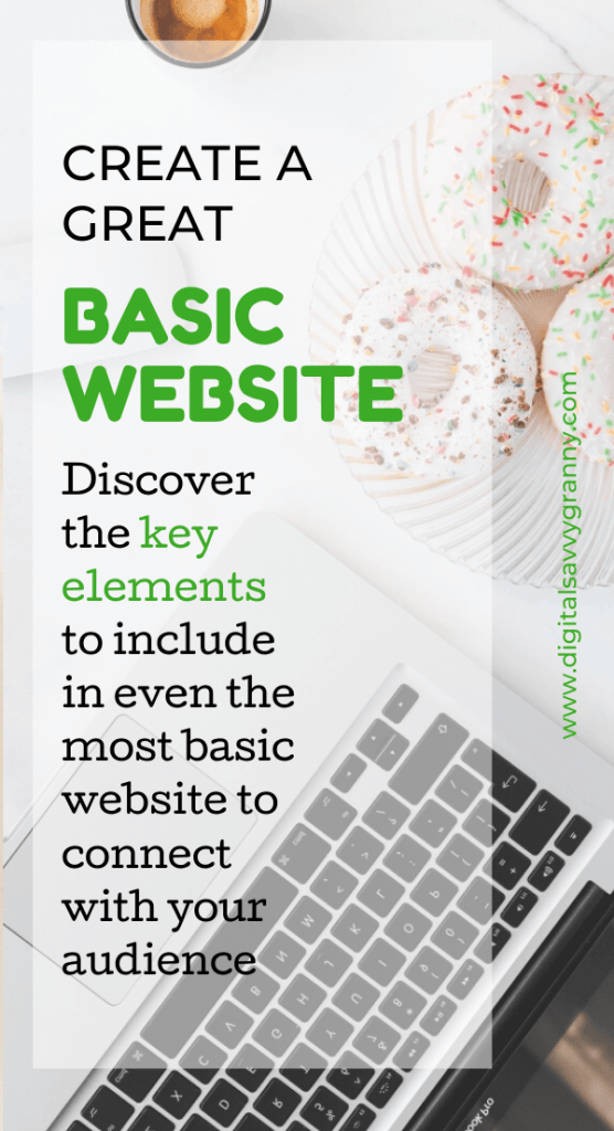 Design-Basic-website-elements