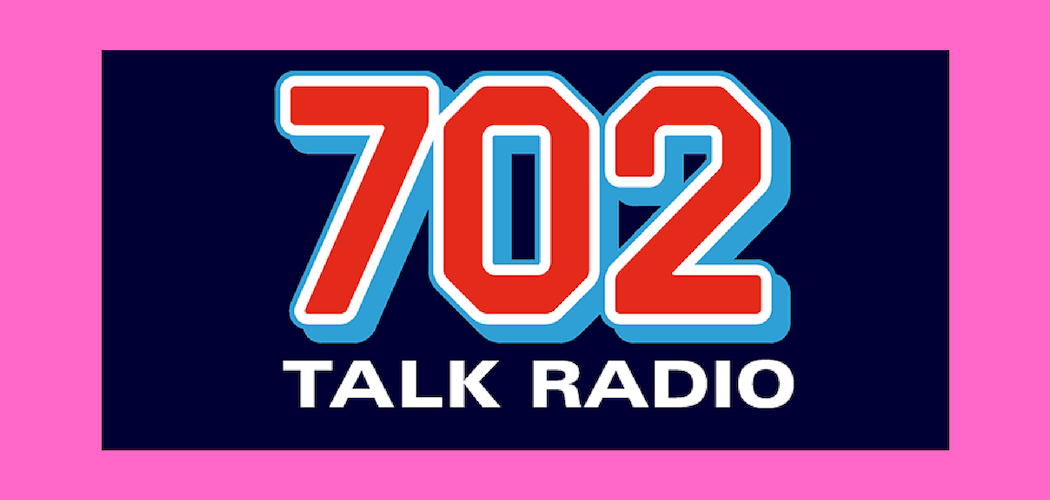 Interview on Talk Radio 702 South Africa