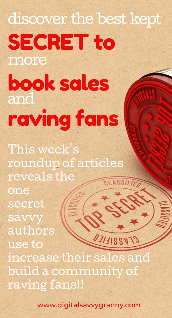 secret-successful-author-article roundup