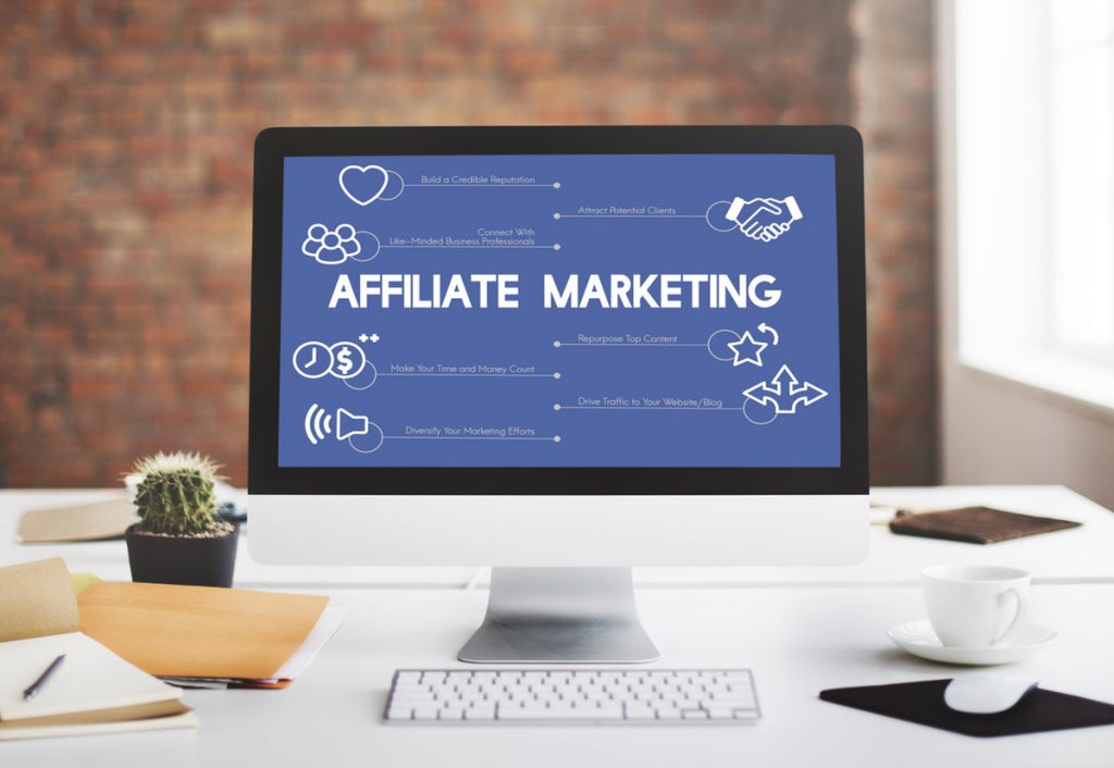 Affiliate-marketing-computer-process